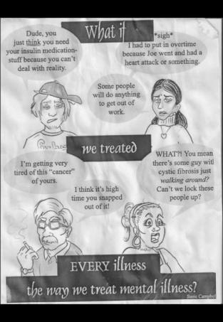 What if we treated every illness the way we treat mental illness?