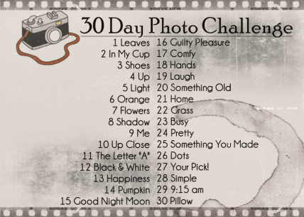 30dayphotochallenge