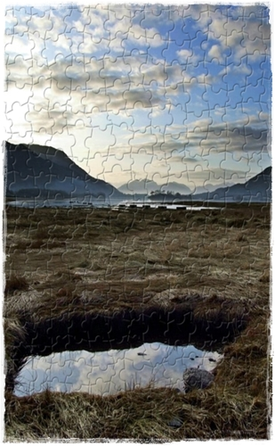 Glencoe...Difficulty: PULL YOUR HAIR OUT!! (300 pieces) [Image © Addy]