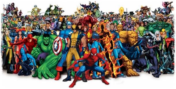 superheromontage