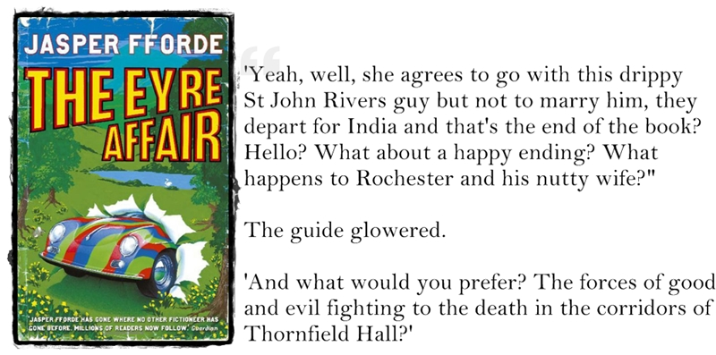 The Eyre Affair (Jasper Fforde)