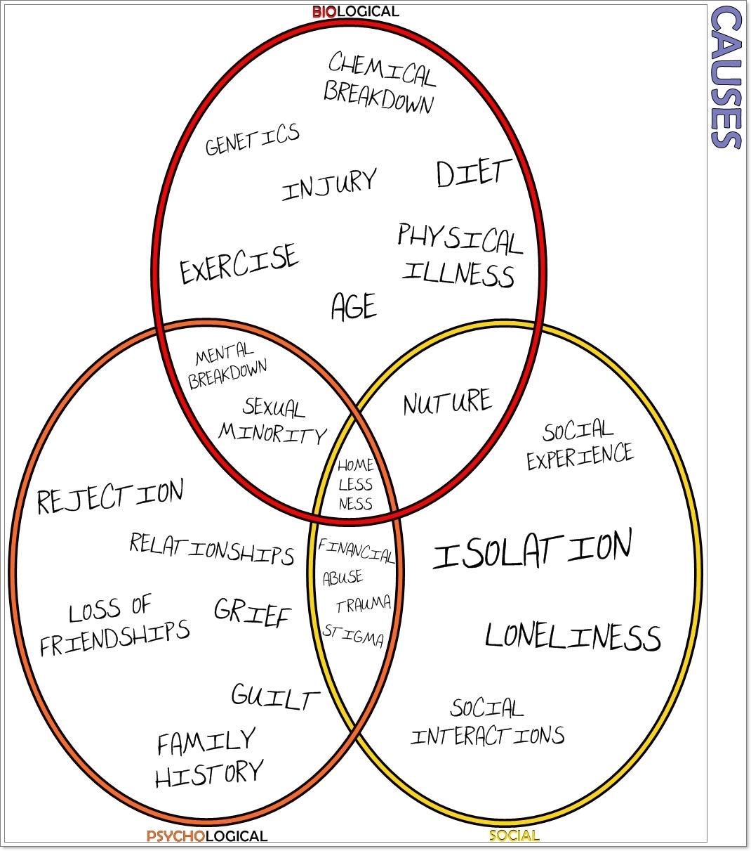 Biopsychosocial model of health essay prompts
