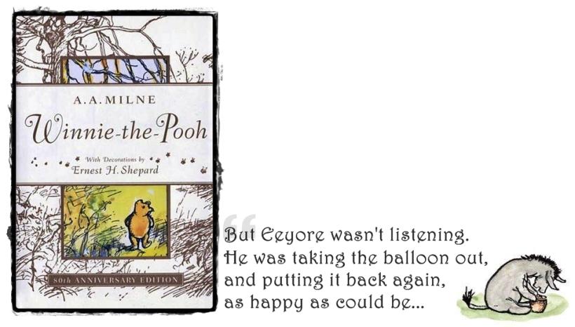 Winnie the Pooh (A.A. Milne)