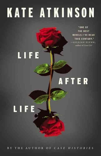 Aside from being a fan of Atkinson's work, the premise of this novel intrigues me; in which we keep revisiting the lead character's life (after life) to see the different directions it could have taken depending on her various choices.