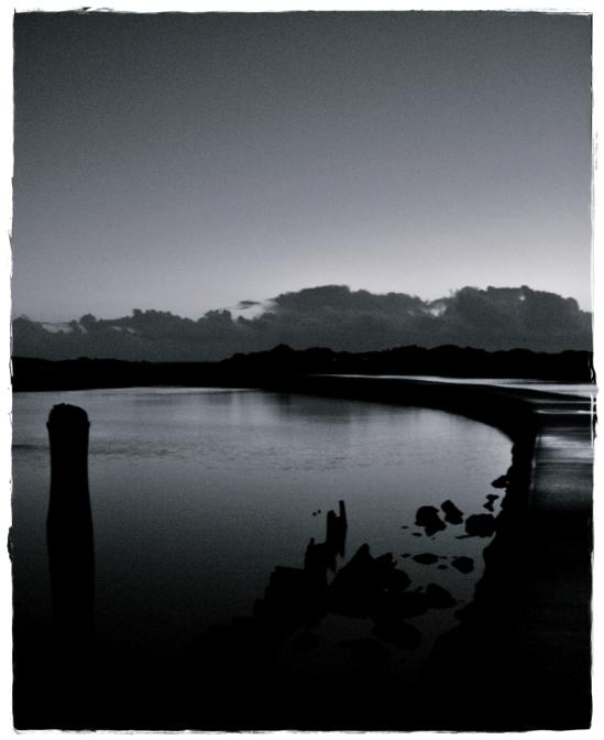 Griffiths Island at Dusk