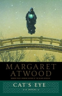 I've read several of Atwood's books in tha past and enjoyed each and every one, so hopefully I will enjoy this just as much!