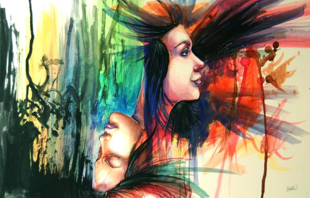 Bipolar Disorder (by Chickenese)