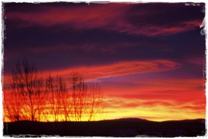 Sunrise, Inverness