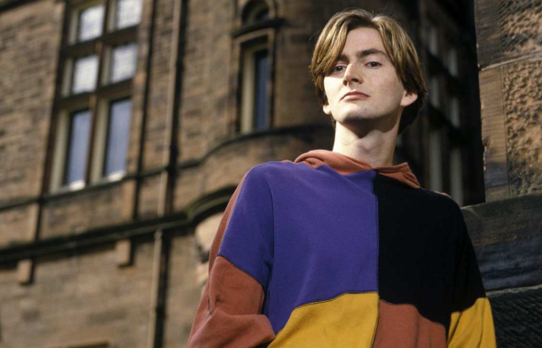 "David Tennant in ""Takin' Over the Asylum"""