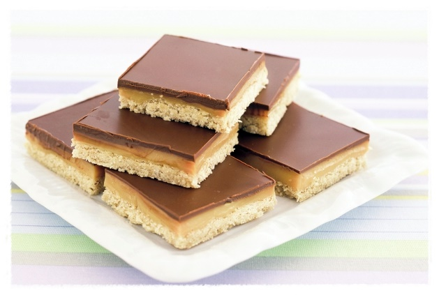 chocolatecaramelslice