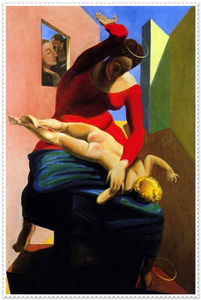 ernst-spanking-of-the-christ-child-in-front-of-three-witnesses