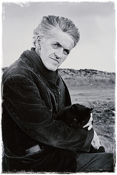 George Mackay Brown; a poet and author of immense calibre. His writing speaks to me on levels no-one else has reached.
