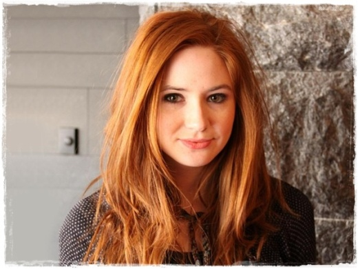Karen Gillan; she proves, once and for all, that Inverness can produce people who go on to be global superstars of pure awesomeness.