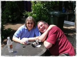 My mum and dad