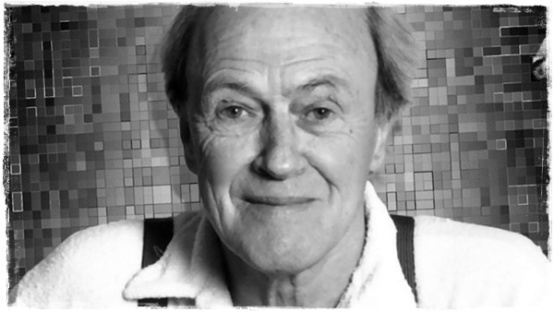Roald Dahl; his writing has been a source of inspiration and hope since I was just six years old. One of my all time literary heroes.