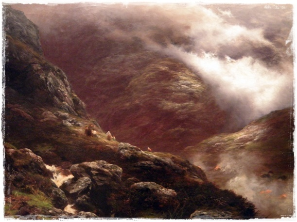 After the Massacre of Glencoe (Peter Graham)