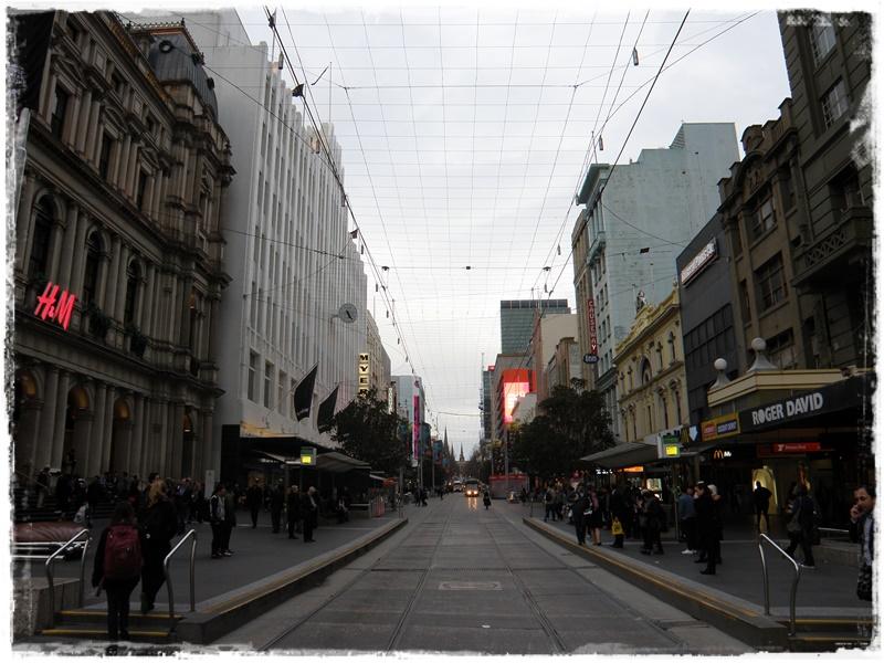 Bourke Street, Melbourne