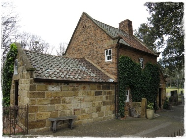 Captain Cook's Cottage, Fitzroy Gardens