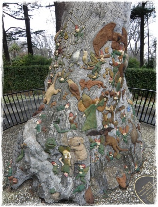 Fairy Tree, Fitzroy Gardens