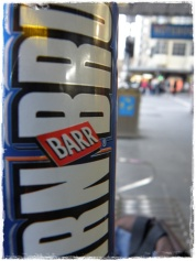 Irn Bru Close Up!