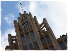 Manchester Unity Building; my favourite building in Melbourne.