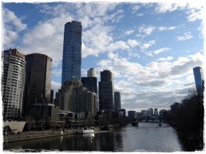 Southbank, Melbourne.