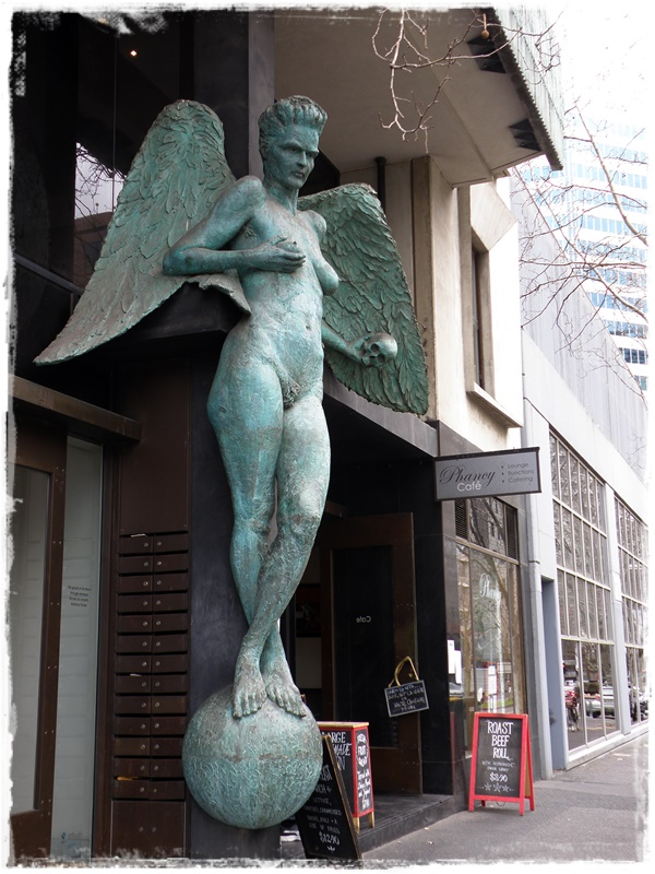 Street Angel, Melbourne