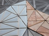 Textures of Federation Square (X)