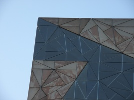 Textures of Federation Square (II)
