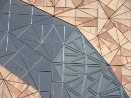 Textures of Federation Square (III)