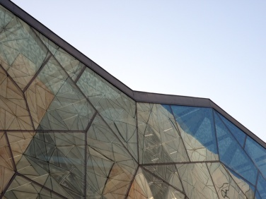 Textures of Federation Square (IV)