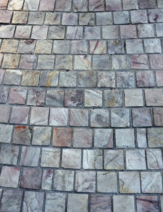 Textures of Federation Square (VI)