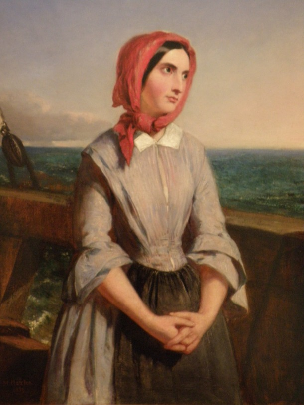 An Emigrant's Thoughts of Home 1859 (Marshall Claxton)