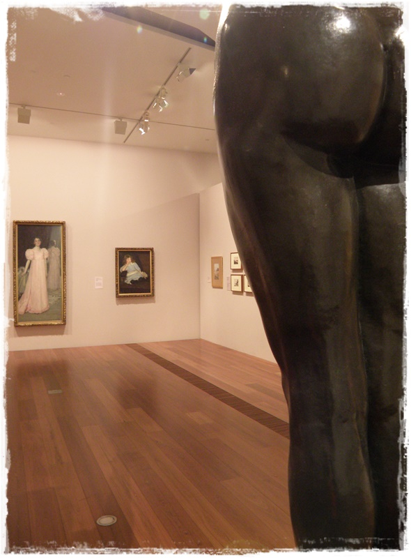 Inside the NGV: Australia