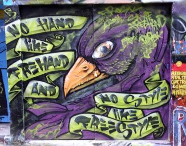 CBD Street Art (VIII)