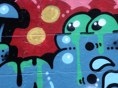 CBD Street Art (X)