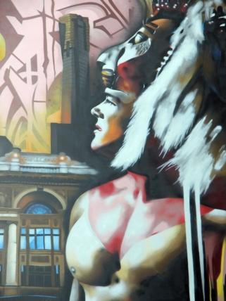 CBD Street Art (XII)