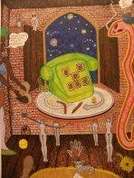 Dreamtime Calling from Gondolaland (Trevor Nickolls)