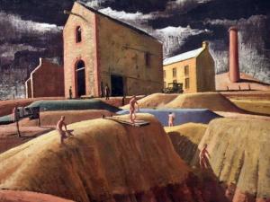 Kapunda Mines (Jeffrey Smart)