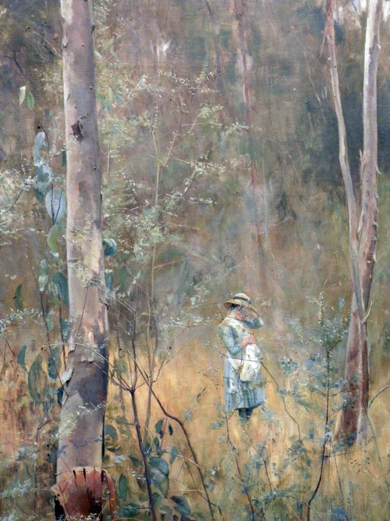 Lost (Frederick McCubbin)
