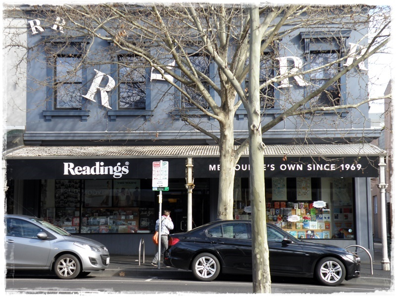 Readings, Lygon Street