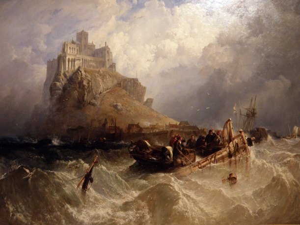 Mount St Michael, Cornwall (Clarkson Stanfield)