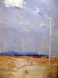 Oncoming Storm (Arthurt Streeton)