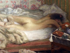 Siesta (Pierre Bonnard)