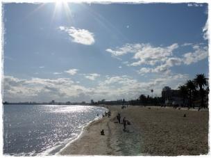 St. Kilda Beach (II)