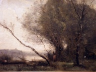 The Bent Tree (Camille Corot)