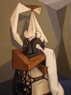 The Dressmaker (Oscar Dominguez)