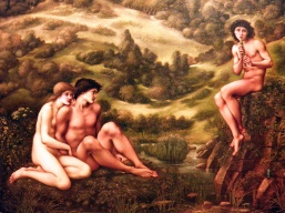 The Garden of Pan (Edward Burne-Jones)