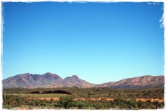 West Macdonnel Ranges, Central Australia